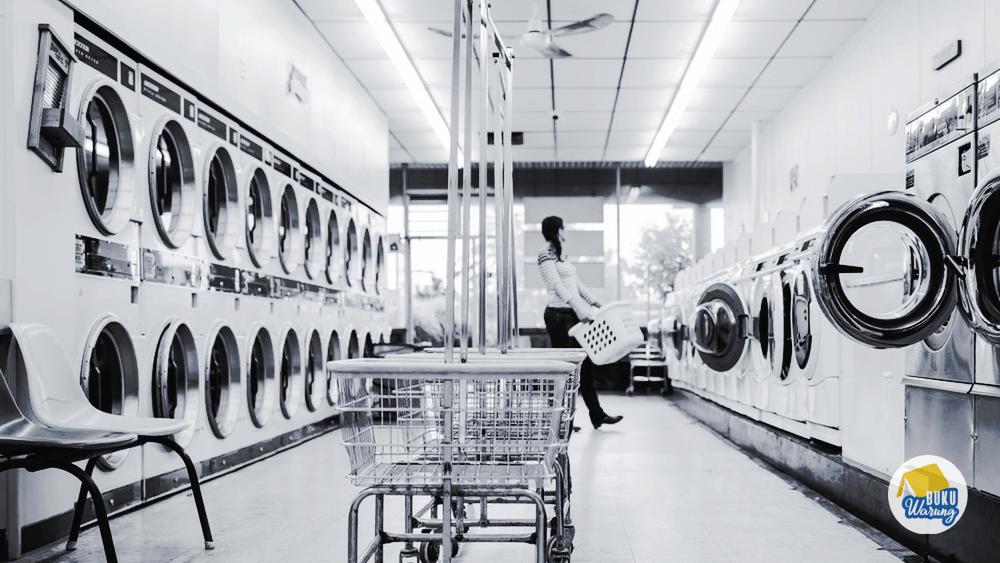 Memulai Usaha Laundry: Mahasiswa