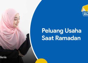 Peluang Usaha Saat Ramadan