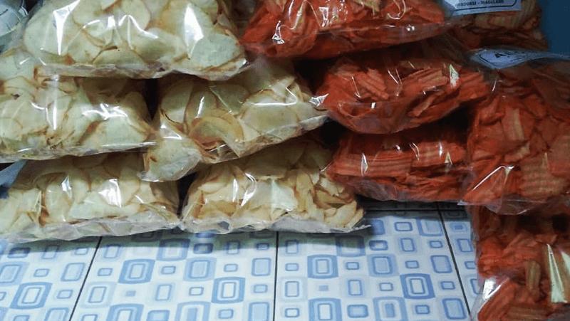 Produksi Makanan Ringan