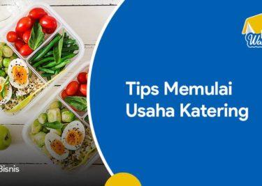 Tips Memulai Usaha Katering
