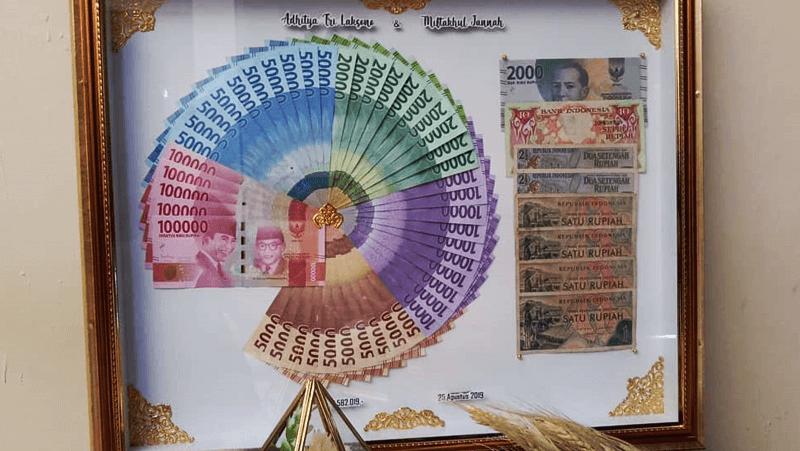 Desain Uang Mahar