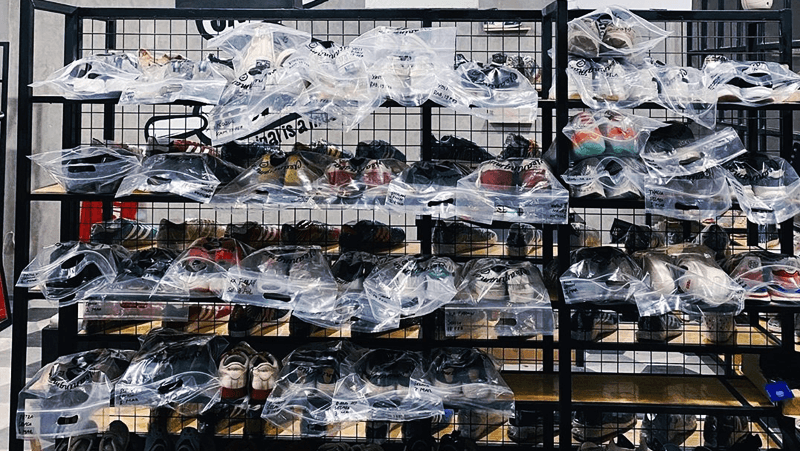 Keuntungan Bisnis Laundry Sepatu