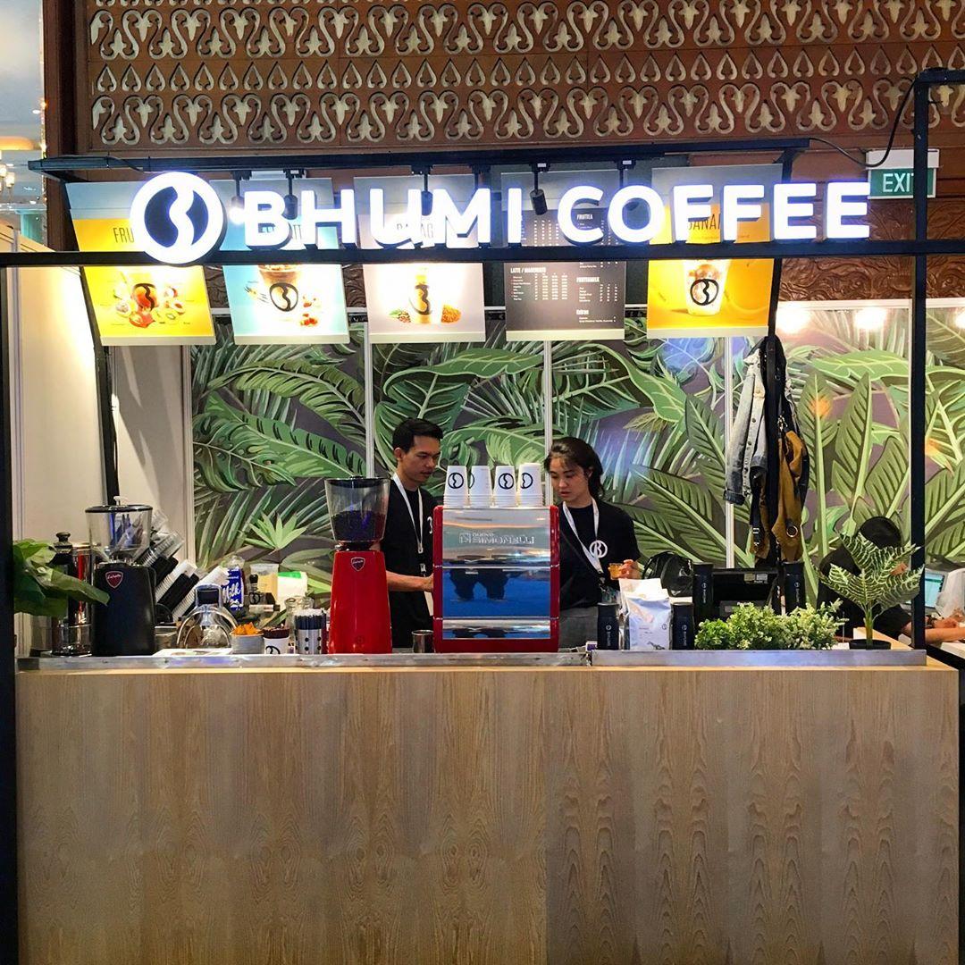 Bisnis Franchise Kopi - Bhumi Coffe