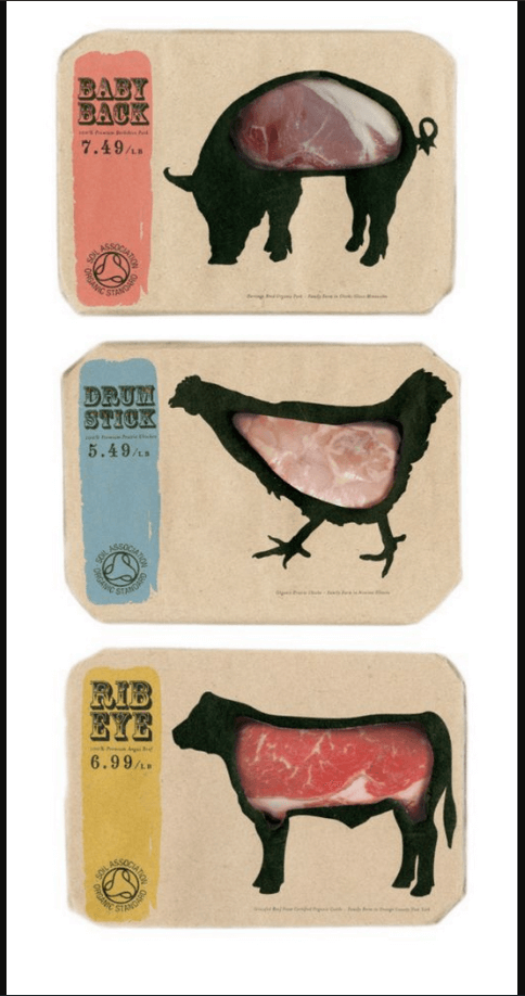 Kemasan Daging