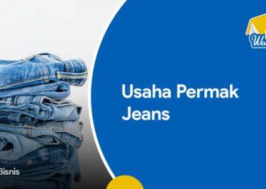Usaha Permak Jeans
