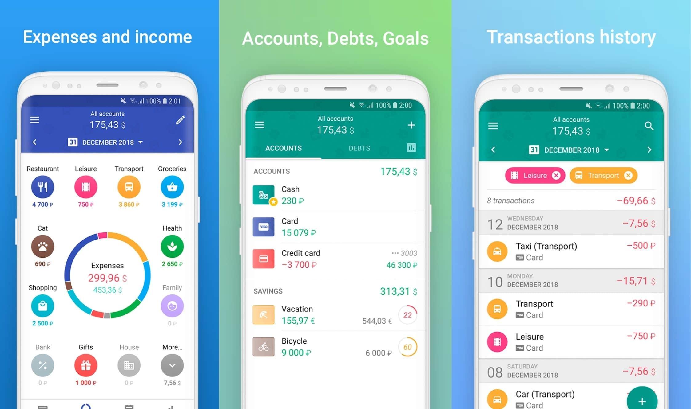aplikasi pengatur keuangan 1money